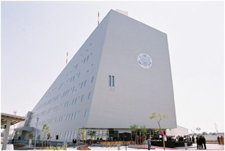 US Embassy In Abu Dhabi Sustaining Diplomacy And Peacekeeping Abroad - Us embassy abu dhabi location map